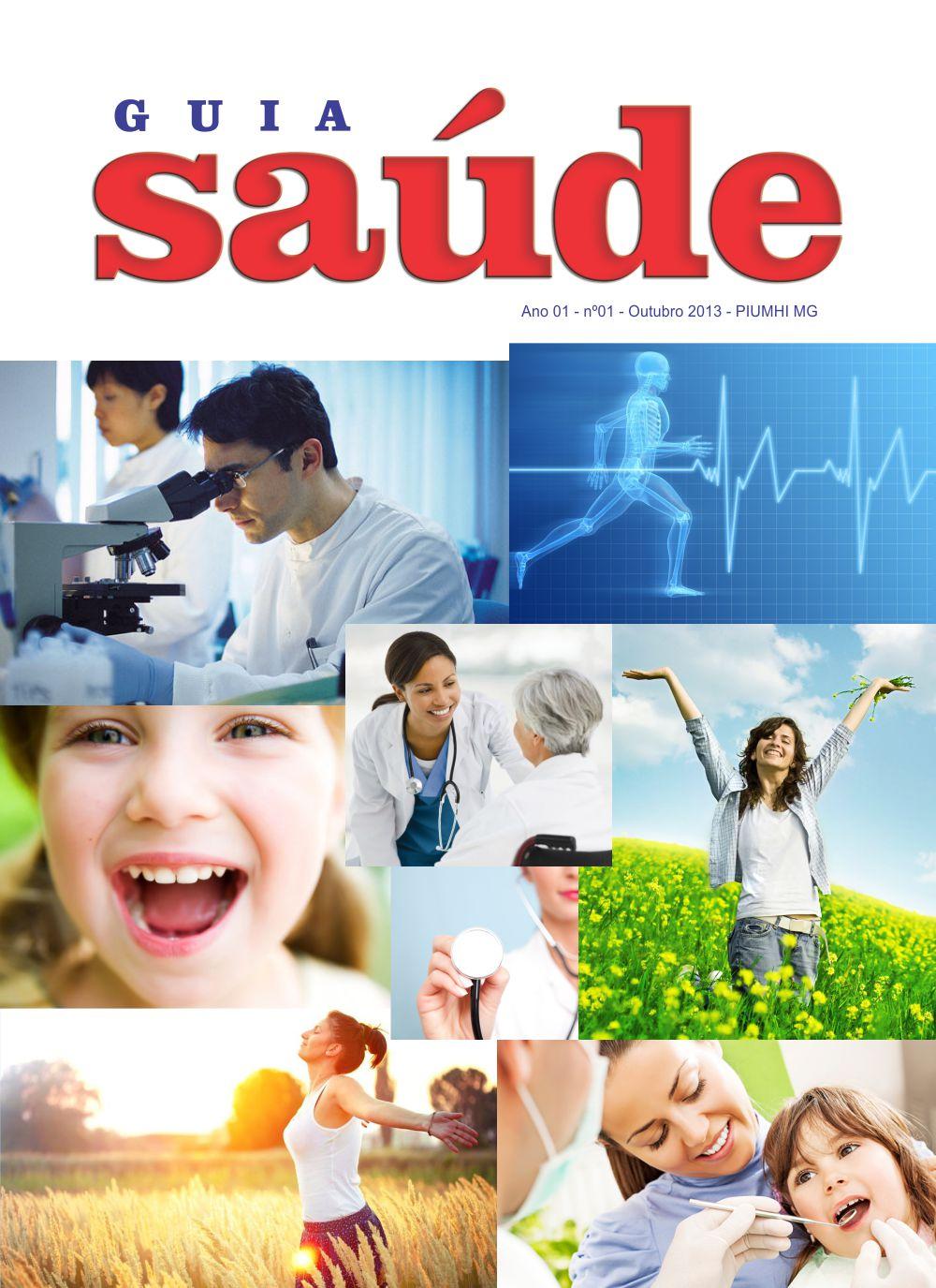 Guia Saúde 2013